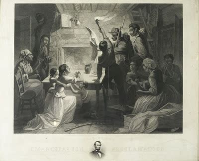 Notes from the Catalogue: The Emancipation Proclamation