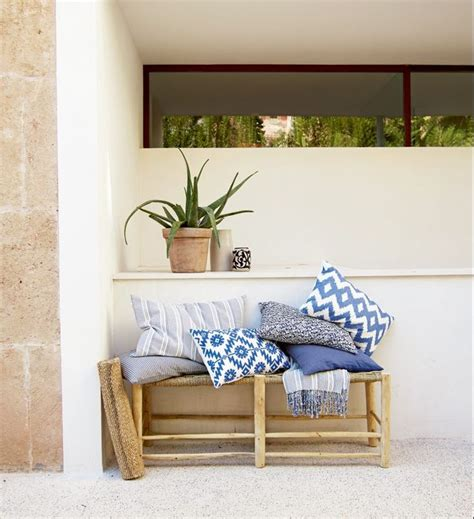 Scandinavian terrace with Morocco flair: Ideas by Tine K