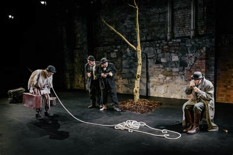 Waiting for Godot at Smock Alley Theatre - review   TN2