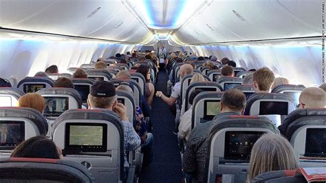 American Airlines is cutting more legroom in economy class