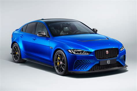 Jaguar XE SV Project 8 Touring specification announced
