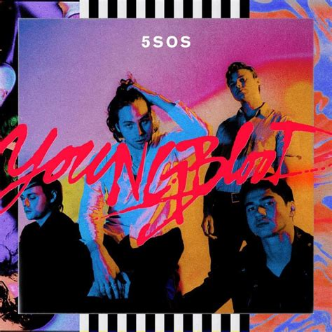 5 Seconds of Summer - Youngblood [Pre-Order] by vanscalums