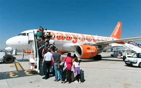 Easyjet offers allocated seating on all flights - Telegraph