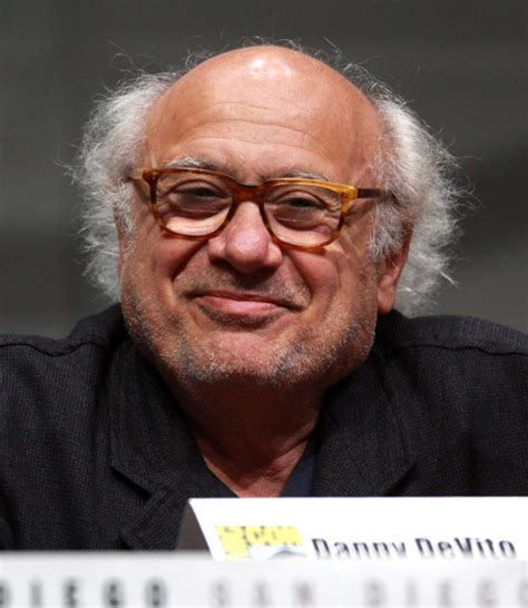 Danny DeVito Weight Height Ethnicity Hair Color Eye Color