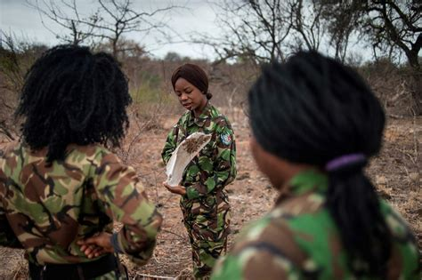 This All-Female Anti-Poaching Unit in South Africa is