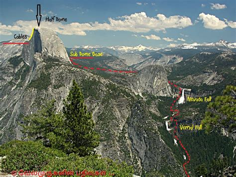 My Half Dome Hiking Experience - Exploring My Life