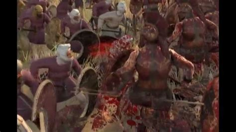 historical battle of Thermopylae 300 last stand - YouTube