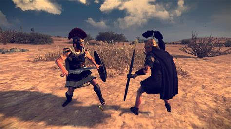 Total War: Rome 2 - Champion Duel (Long Fighting