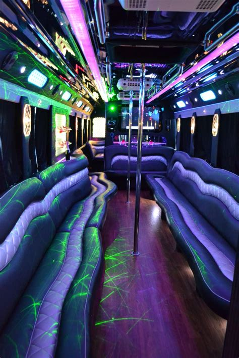 24- to 42-Passenger Party Bus | NJ Party Bus RentalsParty