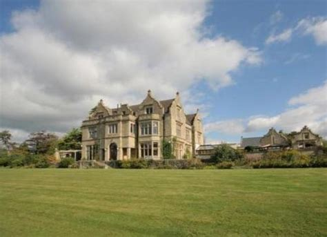 Mike Oldfield's House (former) in Olveston, United Kingdom
