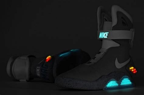 Nike MAG Shoes From Back To The Future Actually For Sale