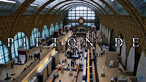 Musee d'Orsay Revisited, February 2017, 4K - YouTube