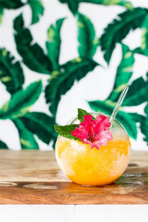 The 8 Tiki Cocktails That Basically Turn Your Backyard