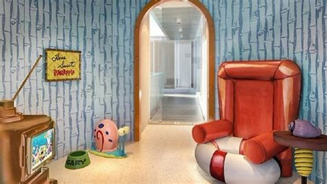 Luxury for kids - The Nickelodeon Resort debuts a