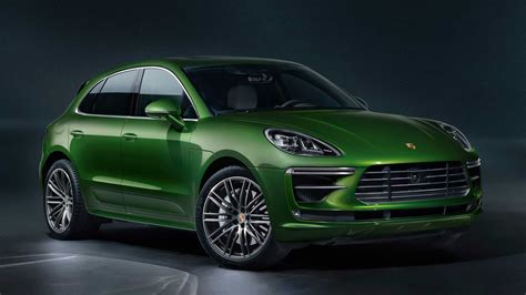 2020 Porsche Macan Turbo is Back and is More Powerful