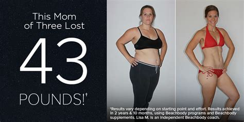 T25 Results: Mom of 3 Lost 43 Pounds | The Beachbody Blog