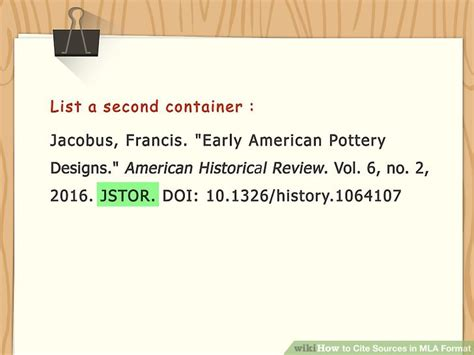 How to Cite Sources in MLA Format (with Pictures) - wikiHow