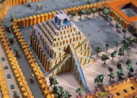 sport life: Notable Ziggurats of Ancient and Modern Times