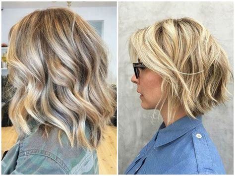 Blonde Balayage, Ombre Hair Color Ideas with Highlights