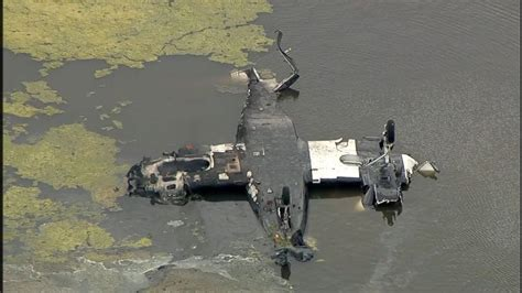 NTSB investigating small plane that crashed into Texas