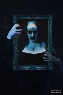 Valak - A Demonic Nun - The Conjuring 2 by Horrify Me