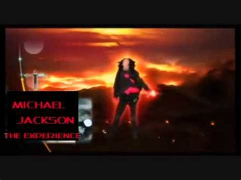 Michael Jackson the Experience - Wii - Earth Song gameplay