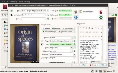 Calibre eBook Converter and Viewer Now Has Better ODT