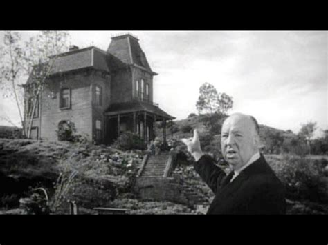 Alfred Hitchcock's Prologue to Psycho (1960) - YouTube