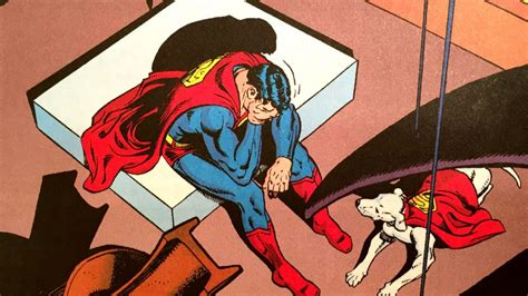 Superman And The Damage Done   Birth