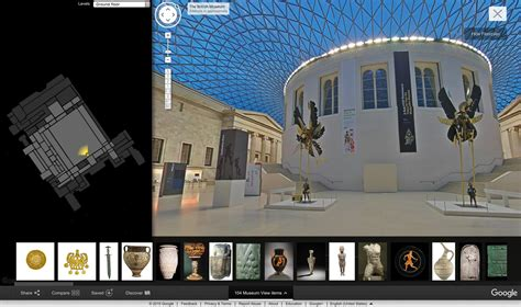 A New Site Lets You Walk the British Museum From Your Couch