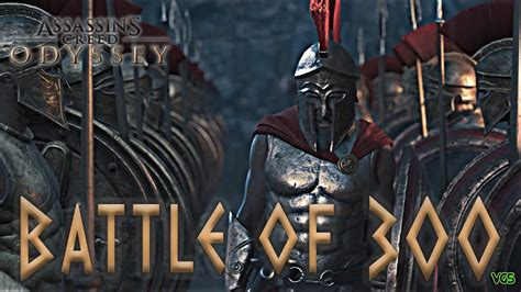 Assassin's Creed Odyssey - The Battle of Thermopylae