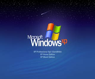 Windows Xp ISO 7 Collection - Life Time Crack Serial key