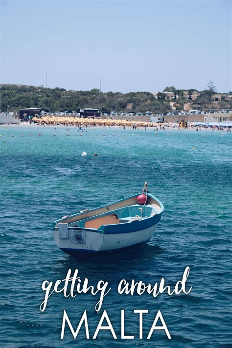 The Ultimate Malta Travel Guide • The Blonde Abroad