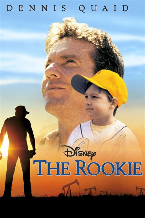 The Rookie (2002) - Posters — The Movie Database (TMDb)