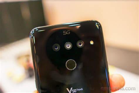 LG registers M10 name for a new lineup, V60 and V70 too