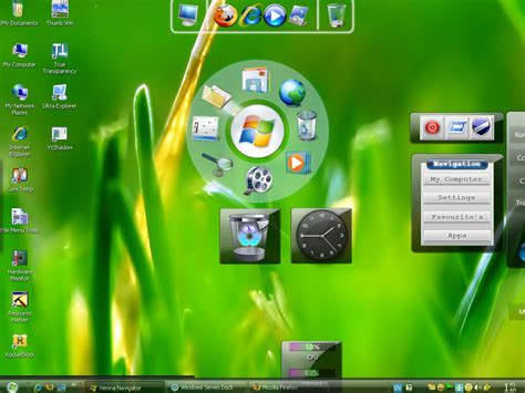 Vienna Edition of Windows XP ISO x86 - download in one