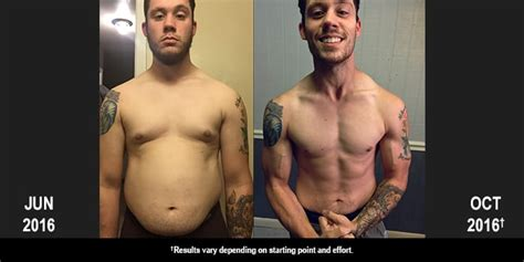 Beachbody Results: Dustin Lost 52 Pounds with 21 Day Fix