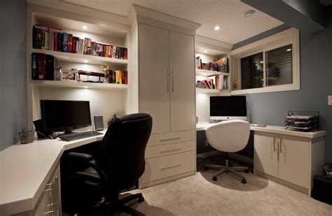 shared home office