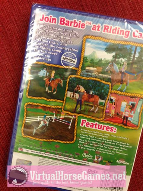 Barbie Horse Adventures Game for PC, PS2,Nintendo DS