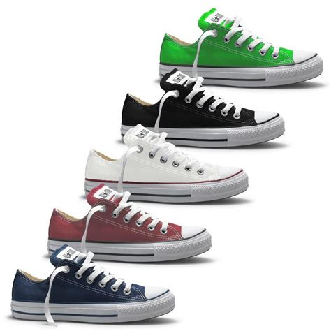 New Converse All Star Chuck Taylor Lo Ox   Adaptor Clothing