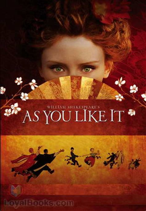 As You Like It by William Shakespeare - Free at Loyal Books