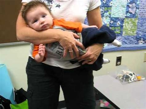 Infant Phys Therapy - Torticollis exercises_Part7 - YouTube