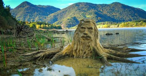 This Artist Brings Nature Spirits To Life In Parks Across