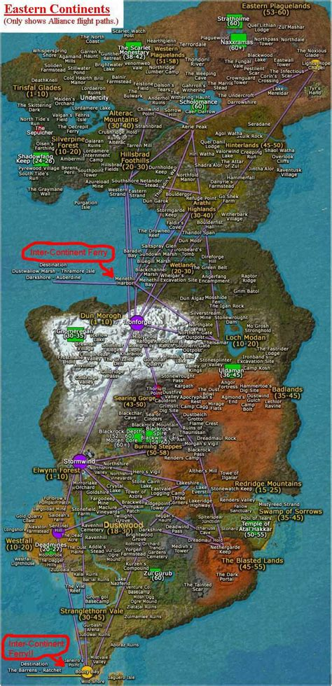 World of Warcraft Newbie Fast Track Guide