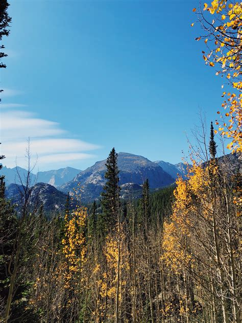 Our National Parks » Park offers colorful leaf peeping in fall