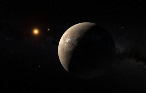 Proxima b: Scientists discover large ocean may lie on